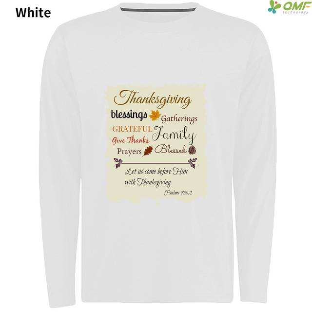 thanksgiving bible verses quotes print t shirts personalized