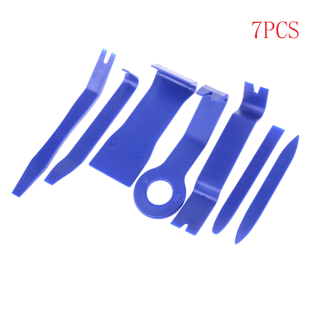 Diy kit de ferramentas de reparo do carro plástico duro painel de rádio do carro auto interior da porta clipe painel guarnição do painel remoção do painel conjunto de ferramentas de abertura