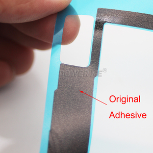 Image 4 - 10Pcs/Lot Front LCD Screen Display Sticker Frame Waterproof Adhesive For Sony Xperia Tablet Z2 SGP521/541 SGP511/512/561