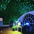 200 pcs 3D Estrelas Glow In The Dark Luminosa Fluorescente de Plástico art decoração diy adesivos de parede que vivem decoração da sua casa para as crianças quartos