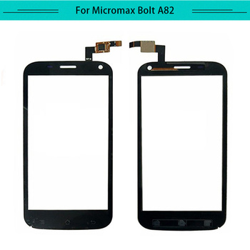 20pcs/lot Touch for Micromax Bolt A82 Touch Screen Glass Digitizer Touch Panel Replacement Free Shipping