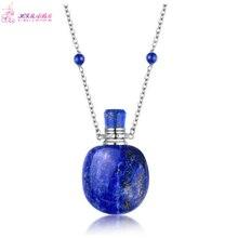 HIMABM Natural Amethyst Chake Perfume Bottle Scent-bottle Essential Oil Bottle Can volumetric flask Birthday Gift Christmas Gift