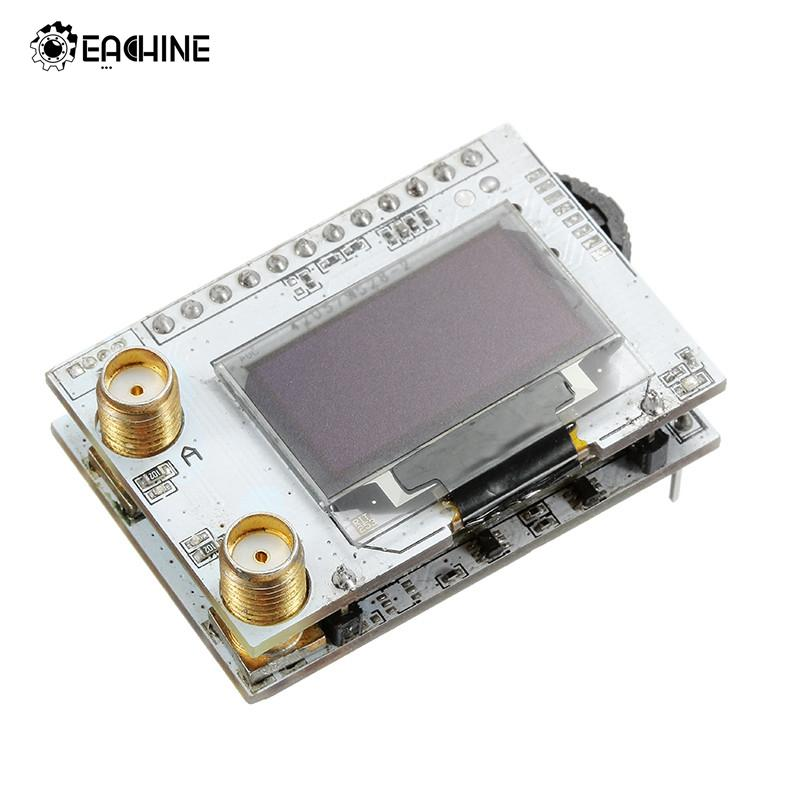 Eachine PRO58 RX Diversidade Receptor FPV 5.8G 40CH OLED de DIGITALIZAÇÃO Para Óculos FatShark
