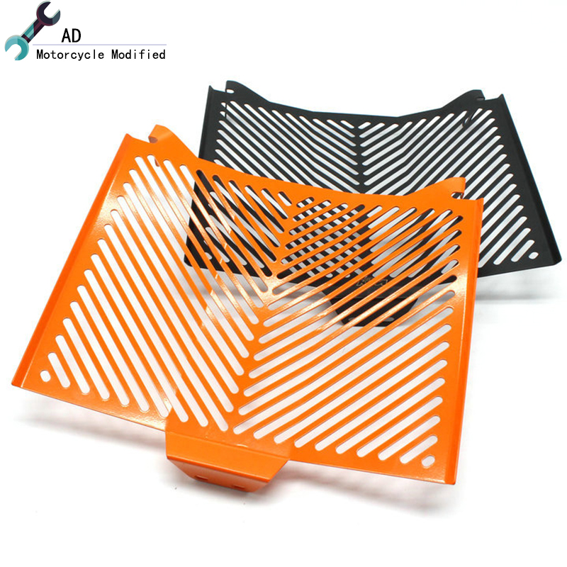 Motocross Radiator Guard Grille For KTM 1290 super duke 2013 - 2017 Protector Grills Cover Orange Black Motorcycle Accessories # arashi motorcycle radiator grille protective cover grill guard protector for 2008 2009 2010 2011 honda cbr1000rr cbr 1000 rr