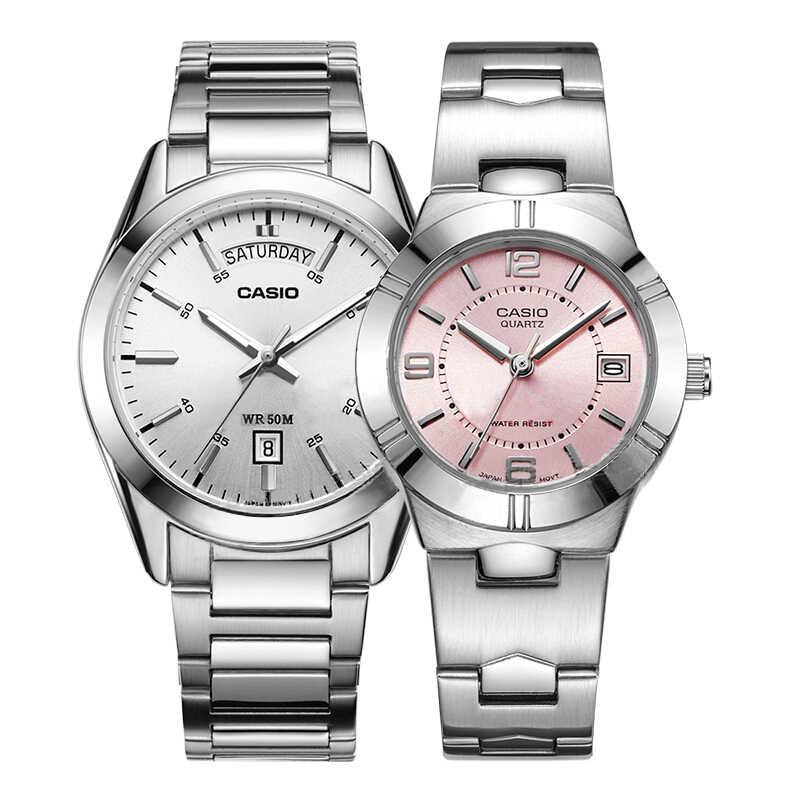 a28bee651e4 Casio watch Men Women Watches Couple Lover s Top Brand Luxury Quartz Watch  Male Clock Wristwatch relogio