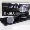 Free shipping 10pcs/lot SM 58 58LC SM58LC Karaoke Handheld Dynamic Wired Microphone Real Transformer Inside Mic sound systems dj