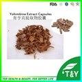 La Fertilidad masculina Cápsulas de Suplemento de Extracto de Yohimbina Hcl 500 mg * 100 unids/Bolsa