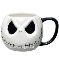 Jack Skellington Mug The Nightmare Before Christmas Cartoon Breakfast Milk Tea Mug Cup