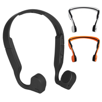 New 3 Colors Bone Conduction Bluetooth Stereo Head ...