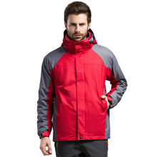 2016 Hot Sale High Quality Men Clothing Outdoor Sports Windbreaker Outerwear Jacket Waterproof Hiking Man Raincoat