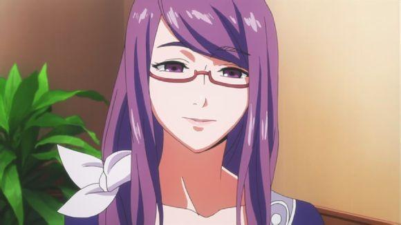 Most Original Kamishiro Rize Nishio Nishiki Cosplay Glasses Half