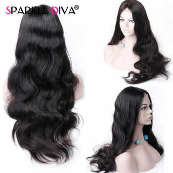 Peruvian Body Wave Lace Front Human Hair Wigs For Women 13*4 Lace Front Wig Pre Plucked With Baby Hair 150% Remy Human Hair Wigs - DISCOUNT ITEM  49% OFF All Category