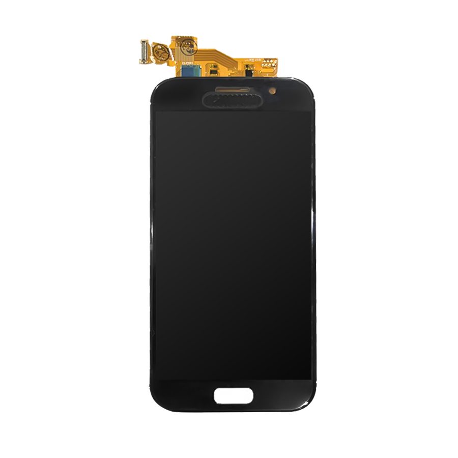 <font><b>LCD</b></font> Display Touch Screen Digitizer Glas Montage Für <font><b>Samsung</b></font> Galaxy A520 A520F SM-A520F <font><b>A5</b></font> 2017 2015 <font><b>2016</b></font> <font><b>LCD</b></font> A510 A500 <font><b>LCD</b></font> image