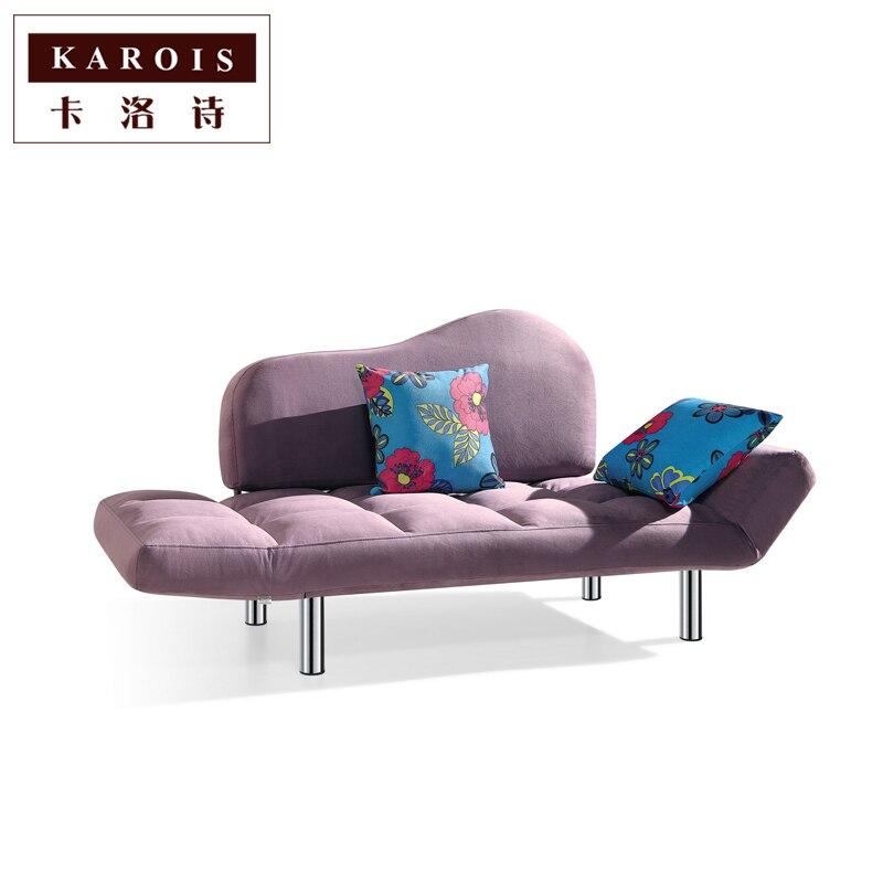 € 616.14  A6033 salon moderne minimaliste chaise canapé lit pliable multi  but den balcon canapé lit dans Canapés salle de séjour de Meubles sur ...