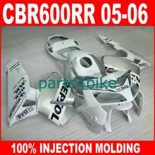 ABS Injection Molding parts for HONDA CBR600RR 2005 2006 CBR 600 RR 05 06 fairings kit white repsol aftermarket fairing kits