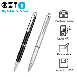 Pen Mp3-Player Voice-Recorder Dictaphone-Sound Audio Noise-Reduction Digital Professional