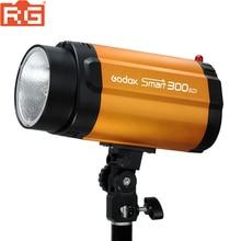 Godox luz inteligente 300 w flash 300sdi pro, estúdio de fotografia, estroboscópica, luz flash 300ws, 300 w/s