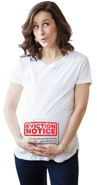 Pregnant Women Funny White Shirt Maternity Tee Tops Cotton summer maternity shirts funny pregnant shirts cute pregnancy shirt