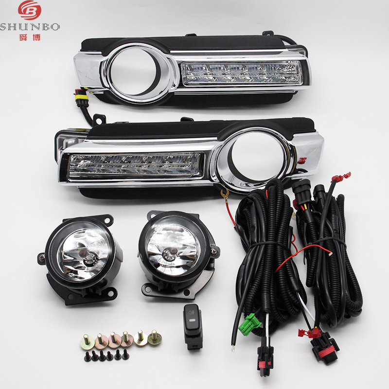 Mitsubishi Pajero Monteroshogun 2015 Fog Lights L With Drl