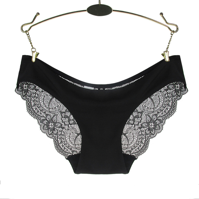 Plus Size Sexy Lingerie Fashion Women's Underwear Low Waist Intimate