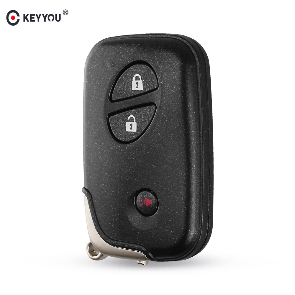 Chiave Telecomando per Lexus CT200h 2011 2012 2013 2014 2015 3 2+1 Tasti Smart Remote Key Car Key Shell Case Fob