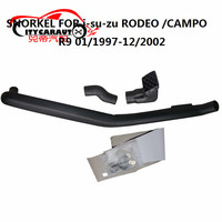 CITYCARAUTO SNOKEL KIT FOR ISUZU RODEO CAMPO R9 Air Intake LLDPE Snorkel Kit Set FIT FOR I SUZU RODEO CAMPO R9 1997 2002