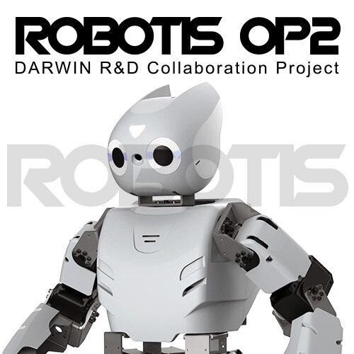 ROBOTIS OP2 Dynamic humanoid intelligent dual-core robot open source platform high-performance programming
