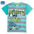 Novatx C4961 Nova ropa del bebé nova niños camiseta ropa encantadora ropa de los niños ocasionales del muchacho de impresión de moda de verano t camisa