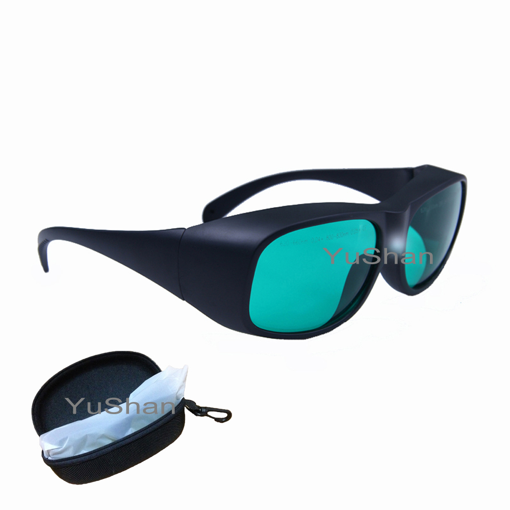 RTD 620 660nm 800 830nm Red and Diode Laser protection Glasses Multi Wavelength Laser Safety Glasses