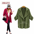 Large Size Spring Cardigans Women Long Jackets Linen Turn Down Collar Coat Female Thin Plus Size Clothing Oversize Coats 4XL 5XL