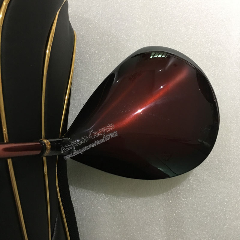 Image 5 - New Golf Clubs Maruman Majesty Prestigio 9 Golf Driver 9.5 Loft Graphite Golf shaft Right Handed Driver Free shipping Cooyute-in Golf Clubs from Sports & Entertainment