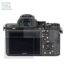 Protecteur de Film plastique décran daffichage à cristaux liquides mou de 2 pièces pour Sony A7 II III / A7R II III / A7S II / A7II A7III A7RII A7R2 ILCE 7M2 M3