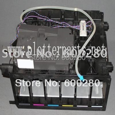 Q1251-60316 Q1251-67802 C6090-60085 Ink supply station (ISS) for HP Designjet 5500 5100 used
