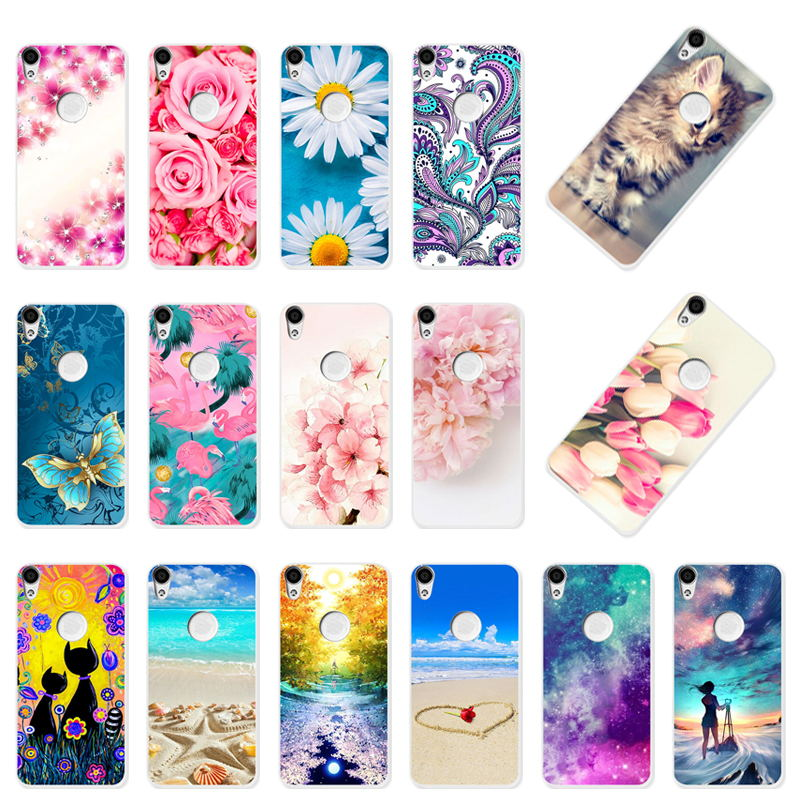Soft TPU Silicone Phone Cover <font><b>Case</b></font> For <font><b>Alcatel</b></font> Shine Lite <font><b>Cases</b></font> Gel Phone Bag Shell For One Touch Shine Lite 5080 <font><b>5080X</b></font> image