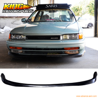 Brand New For 1990 1993 Honda Accord PU Front Bumper Lip Body Kit T R Style