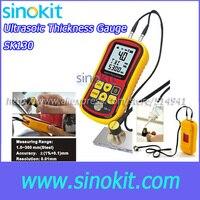 Professional Ultrasonic Thickness Gauge SK130