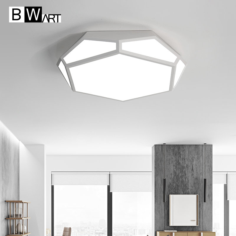 BWART Modern Minimalism LED Ceiling Light diamond Indoor LED light Ceiling Lamp creative personality study dining room balcony modern minimalism led ceiling light square indoor down light ceiling lamp creative personality study dining room balcony lamp