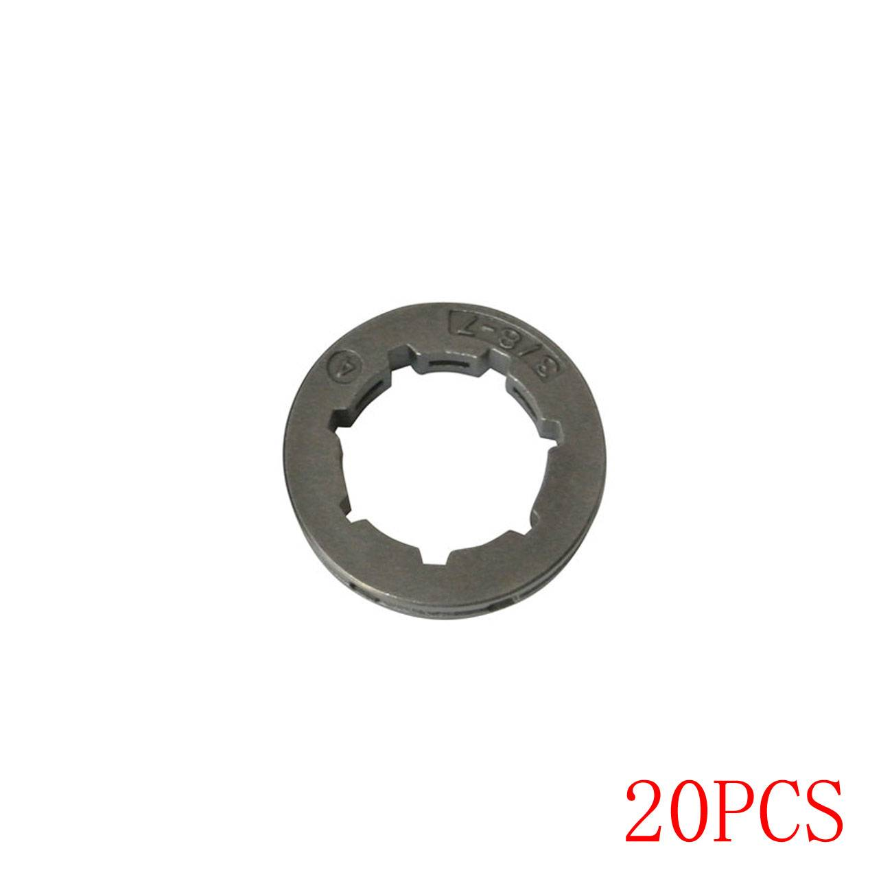 20*Chainsaw Chain Sprocket Rim 3/8 8 Tooth For STIHL MS660 066 MS650 064 MS661 цепь stihl 63 pmc3 picco 55 3 8 1 3 16