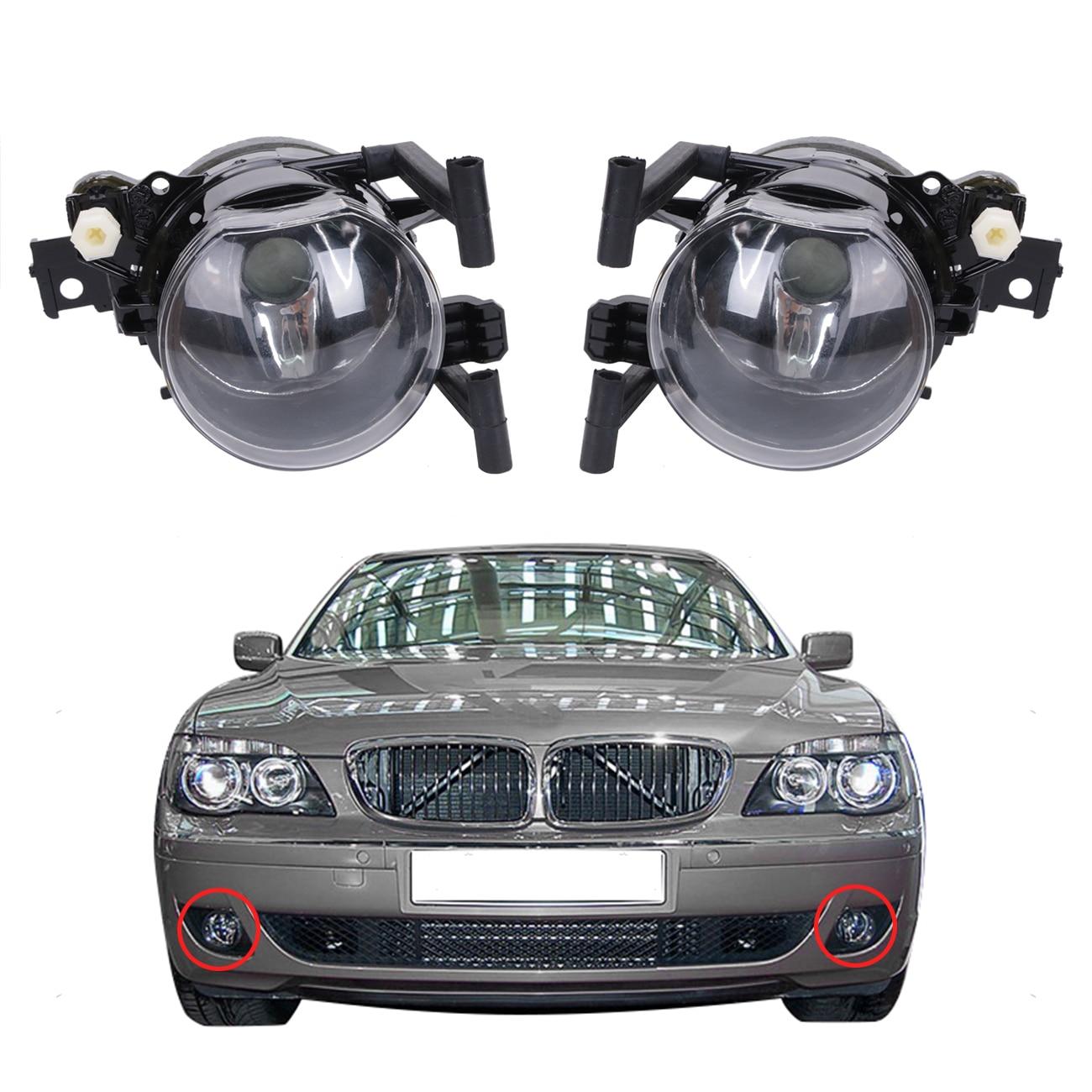 Para BMW Serie 7 E65 E66 745 750 760 Lifting facial 2005-2008 - Autopartes