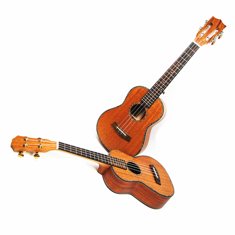 26 Ukulele Tenor All Solid Wood Hawaiian 4 strings Guitar Mahogany Body guitarra Ukelele 26 High quality Uku string instrument soprano concert tenor ukulele 21 23 26 inch hawaiian mini guitar 4 strings ukelele guitarra handcraft wood mahogany musical uke