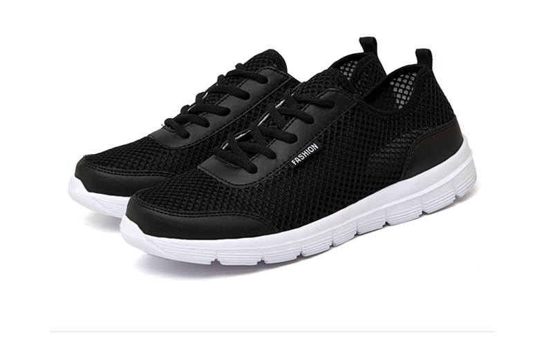 HTB1MK4bXQ9WBuNjSspeq6yz5VXam - OZERSK New Arrival Summer Casual Shoes For Men Fashion Breathable Mesh Lace up Men Flats Sneakers Jogging Shoes Plus Size 39-48