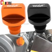 CNC Aluminum Motocross Engine Oil Drain Plug Bolts Cap Screw FOR DUKE 125 200 390 Motorcycle Bolt
