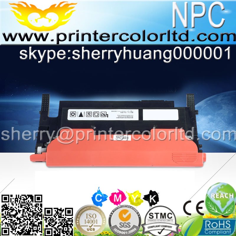 4 Refill-Toner CMYK REPARATUR für SAMSUNG CLP-320N