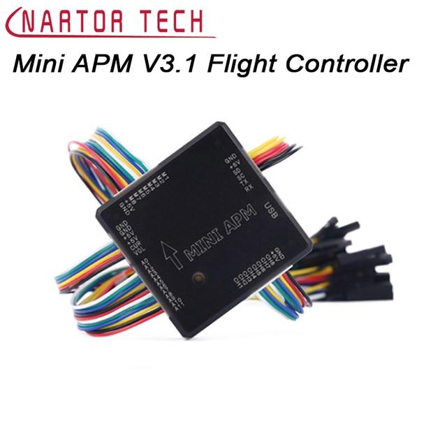 Mini APM V3.1 Mini 2,6 Externe Compass APM Flight Controller Power Module für Multicopter FPV