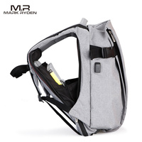 2017 Mark Ryden New Arrival Men 16inch Laptop Backpacks For Teenager Fashion Mochila Leisure Travel Backpack