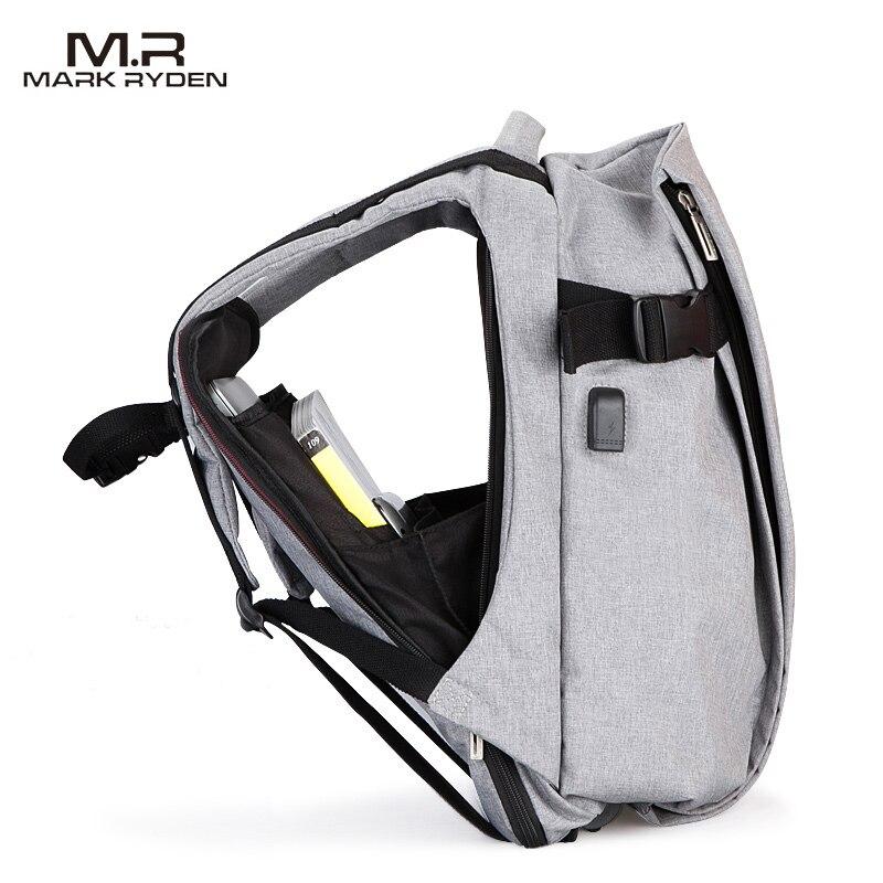 2018 Марка Райден Новое поступление Для мужчин 16 дюймовый ноутбук Рюкзаки для подростков Модные Mochila отдыха и путешествий рюкзак школьный рюкзак