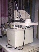 Mingjie K2 Фабрика питания Электрический Шторы ушко удар машины круг Шторы Дырокол Maker сверлильный станок Резка инструмент