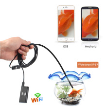 Wifi Endoscope Camere Android IOS 720P Borescope Camera Endoscopio Intraoral 1M Hard Tube snake Industrial endo webcam