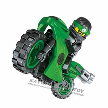 Ninja Dragon Motorcycle for Kids