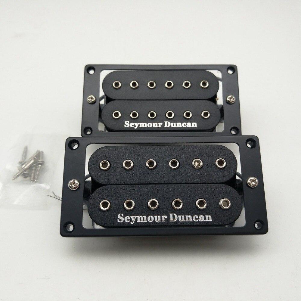 Seymour Duncan Ceramics Pickups Electric Guitar Humbucker Pickups 1C Black
